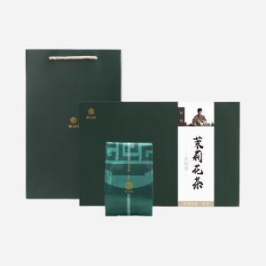 茶师计划-林灿茉莉花茶云雾大白龙180g