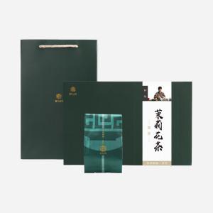 茶师计划-林灿茉莉花茶雪芽180g