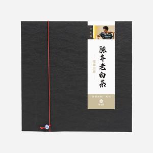 卢允福陈年老白茶350g