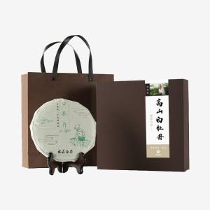 郭银森茶师亲制 | 2018年压制 高山白牡丹350g 白茶