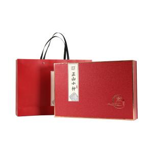 正山小种-红色素简礼盒装500g-红茶暖暖好喝