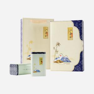 茉莉花茶-江南韵小白芽250g-小清新礼盒