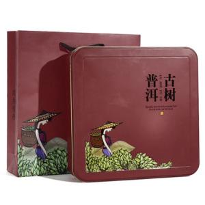 陈皮普洱大红柑 礼盒装 颗颗好喝 粒粒入味