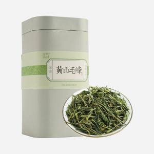 黄山毛峰·凝露 100g罐装-绿茶清爽豆香