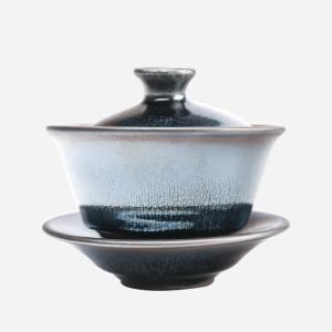 茶具-建盏-盖碗