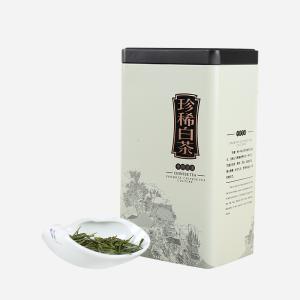 绿茶-安吉 白茶 珍稀白茶2号100g装