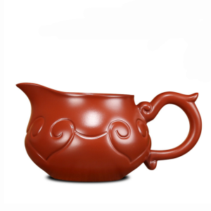 茶具配件-紫砂-如意公道杯
