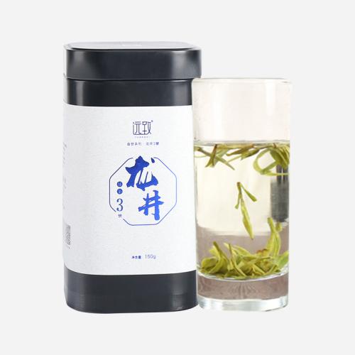 名茶之首 绿茶  远致龙井3号 150g 清爽甘醇