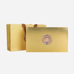 礼盒装-金骏眉-金色皇家茶礼250g(含提袋)