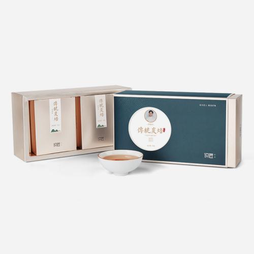 易耀伟茶师亲制 | 传统炭焙 铁观音 简装