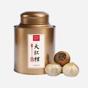 铁罐装-普洱茶-新会大红柑500g(含提袋)