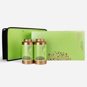 礼盒装-绿茶-得清闲安吉白茶160g