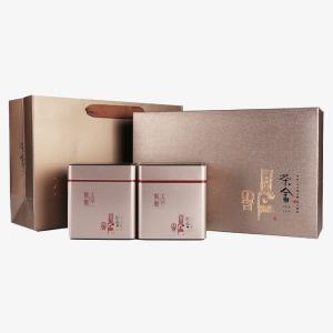 礼盒装-绿茶-太平猴魁茶舍礼盒装250g