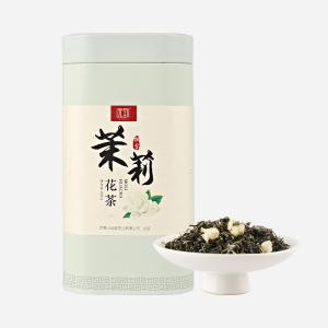 铁罐装-茉莉花茶-飘雪200g