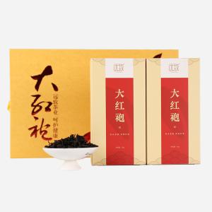 定制版礼盒-御叶大红袍