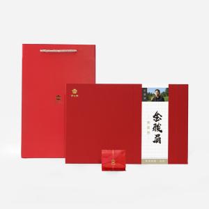 礼盒装-茶师计划-王建波果蜜香金骏眉100g(含提袋)春茶节