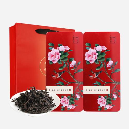 大红袍  口粮茶  铁盒装盒装400g