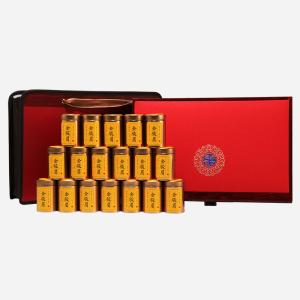 礼盒装-金骏眉-红色有缘之礼小罐装180g