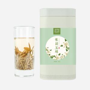 铁罐装-茉莉花茶-玉螺250g
