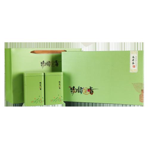 礼盒装-绿茶-物语茶香碧螺春200g