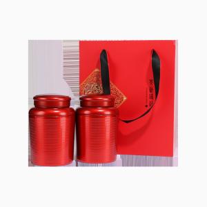 礼盒-滇红-红色茶到福到300g