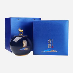 礼盒装-金骏眉-蓝色丝路250g(含提袋)