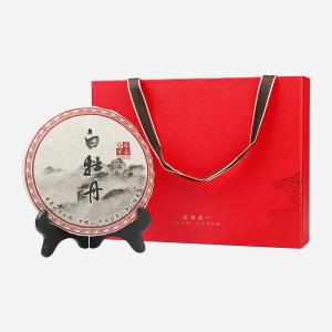 2013年 福建白茶  造物集 7年陈白牡丹357g