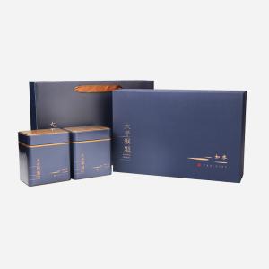 礼盒装-绿茶-太平猴魁如水250g(含提袋)
