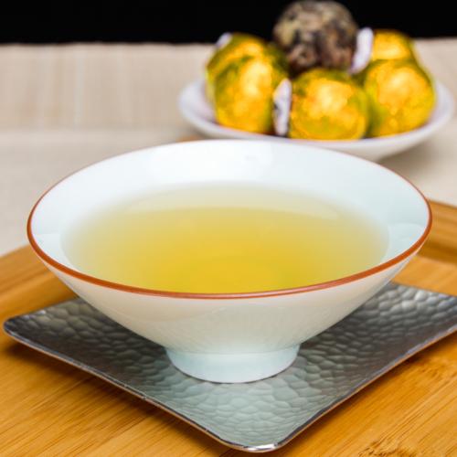 白龙珠 白茶 三年陈小沱茶 126g 回甘持久