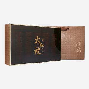 礼盒装-大红袍-金色时光250g(含提袋)