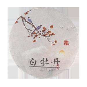 2019年 春茶 白牡丹 巧克力饼 150g