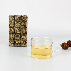 2016年 春茶 白毫银针 巧克力茶砖 100g