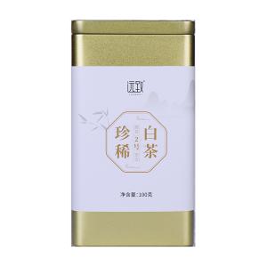 绿茶- 白茶 珍稀白茶2号100g装