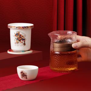 旅行茶具-牛步青云套装