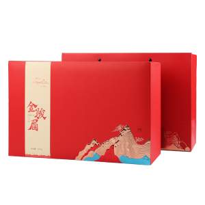 礼盒装-金骏眉-观山500g(含提袋)