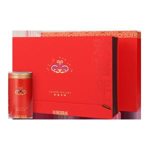 礼盒装-滇红-欢喜年华300g(含提袋)