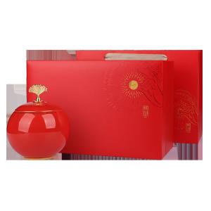 礼盒装-金骏眉-红色东方明珠250g(含提袋)