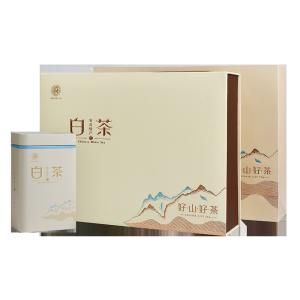 礼盒装-绿茶-好山好茶安吉白茶200g(含提袋)