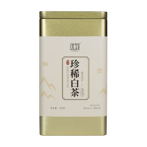 2021春茶绿茶- 白茶 珍稀白茶3号100g装