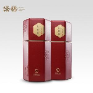 泽悟 六度金骏眉 武夷红茶 125g