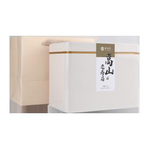 铁罐装-福鼎白茶-郭银森2015年高山老寿眉300g(含提袋)