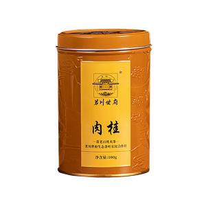 茗川世府九罐茶-特级+肉桂100g