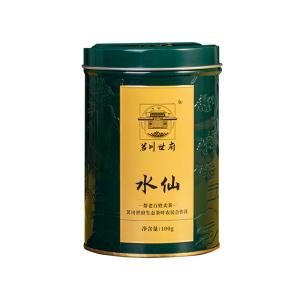 茗川世府九罐茶-特级+水仙100g