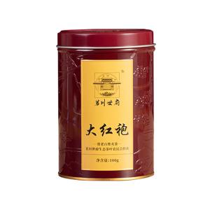 茗川世府九罐茶-特级+大红袍100g