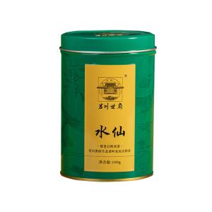 茗川世府九罐茶-特级水仙100g