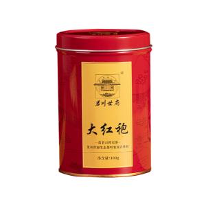 茗川世府九罐茶-特级大红袍100g