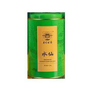 茗川世府九罐茶-一级水仙125g