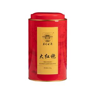 茗川世府九罐茶九罐茶-一级大红袍125g