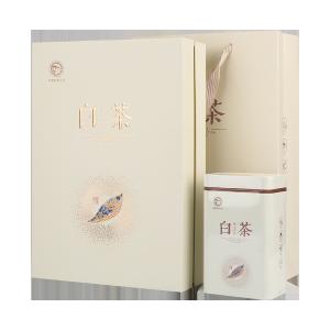茗香天下-珍稀白茶