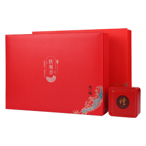 红色观涧铁观音礼盒